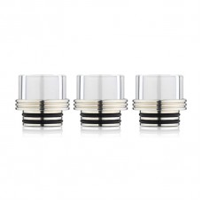 GLASS&SS 528 TOUGH GUY V2 DRIP TIPS FOR SMOK TFV8 TFV12 TANK / KENNEDY GOON RDA