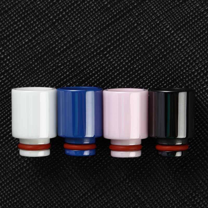 Diamond Zirconia Heat Insulation 510 Drip Tips