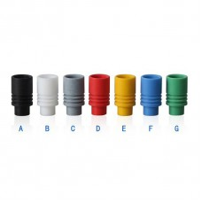 PTFE TEFLON FRICTION FIT WIDE BORE DRIP TIPS
