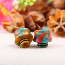 LARGE RESIN TWIN O' RING WIDE BORE 510 DRIP TIPS