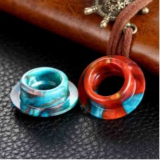 PREMIUM RESIN DRIP TIP CAP FOR VGOD TANK / VGOD MOD KIT
