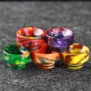 COLORFUL SOILD RESIN 528 TOUGH GUY DRIP TIPS FOR SMOK TFV8 TFV12 TANK / KENNEDY GOON RDA