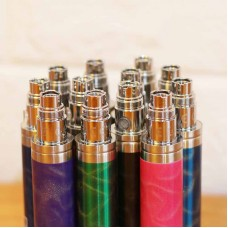 GS EGO II LUMIA EDITION 2200MAH RECHARGEABLE E-CIGARETTE BATTERY (13-PACK)