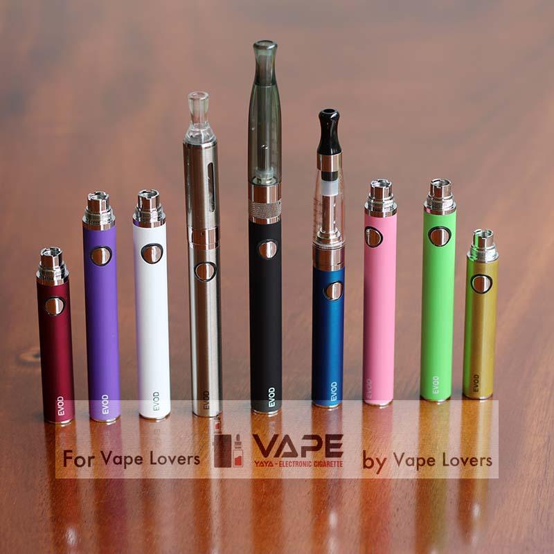 $3.99 Evod 4-In-1 Multi-Vape Pen E-Cig Pack Starter Kit For E ...
