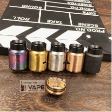 528 CUSTOM GOON STYLE 1.5 RDA REBUILDABLE DRIPPING ATOMIZER