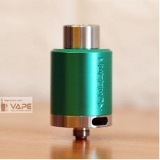 2 POST KENNEDY 24 STYLE DUAL-POLE RDA 24MM - GREEN