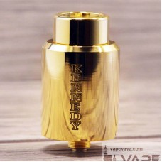 SXK KENNEDY 24K GOLDEN EDITION 24 STYLE DUAL-POLE RDA 24MM