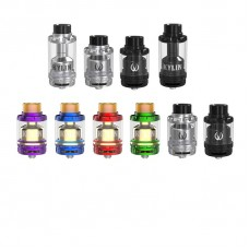 KYLIN RTA BY VANDY VAPE - GREEN BLUE BLACK PURPLE RED