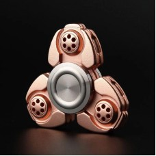 CKF RUSSIA ZINK ALLOY HAND SPINNER FINGER FIDGET SPINNER TOY EDC FOCUS ADHD FOR KIDS ADULTS