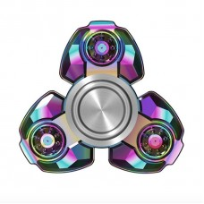 CKF RUSSIA ZINK ALLOY HAND SPINNER FINGER FIDGET SPINNER TOY EDC FOCUS ADHD FOR KIDS ADULTS - UPGRADED VERSION
