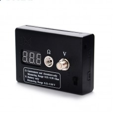 VAPING OHM AND VOLTAGE METER