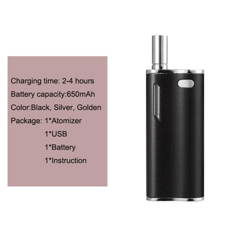 Hibron H10 Mini Box Mod Vape Kit For Cbd Oil Mini E Cig