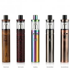 ELEAF I JUST S 80W 3000MAH STARTER KIT - NEW COLORS - WOOD GRAIN / RED / CRACKLE / DAZZLING