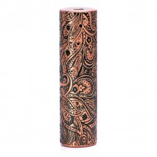 ROGUE PAISLEY BRASS/COPPER/GOLD 24mm MOD - DEEPLY ENGRAVED