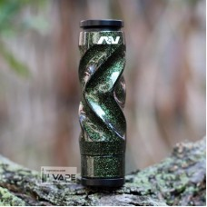 AVID LYFE AV QUICK TWIST CHAMELEON STYLED GYRE MECHANICAL MOD KIT - GREEN