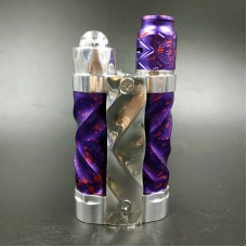 AVID LYFE GYRE STYLE SERIES MECHANICAL FAST TWIST BOX MOD KIT - LIMITED EDITION - PURPLE