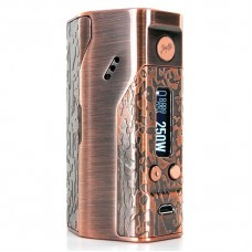 WISMEC REULEAUX DNA250 BOX MOD 250W - BRONZED LIMITED EDITION