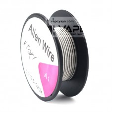 ALIEN WIRE COIL - KANTHAL A1 0.3*0.8+32GA 15FT 5M