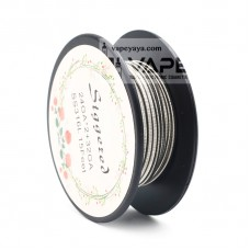 SS 316L STAGGERED RESISTANCE WIRE 24GA*2+32GA - 15FT