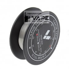 VAPOR TECH 316L STAINLESS STEEL HEATING WIRE FOR RBA ATOMIZERS (30 FEET)
